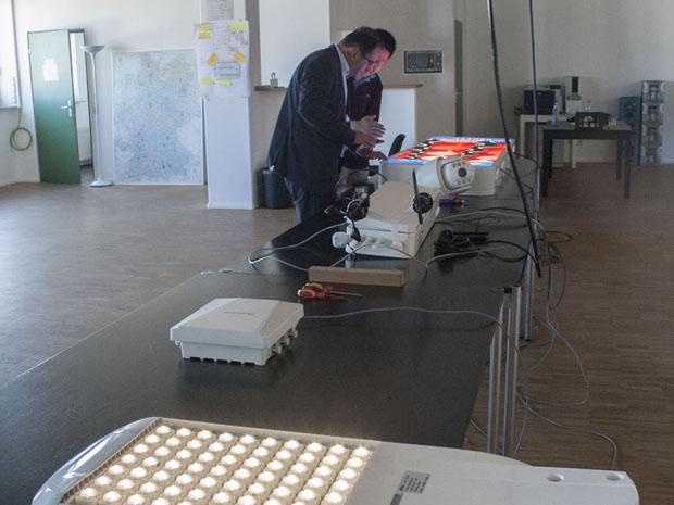 Smart Lighting bei axxessio