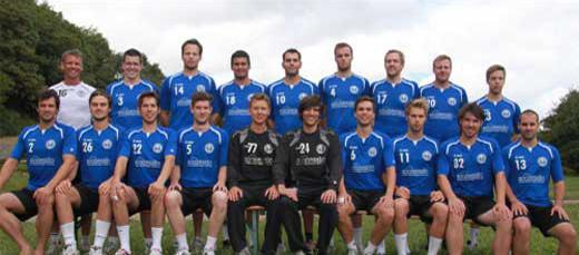 Mannschaftsfoto 1. Herren